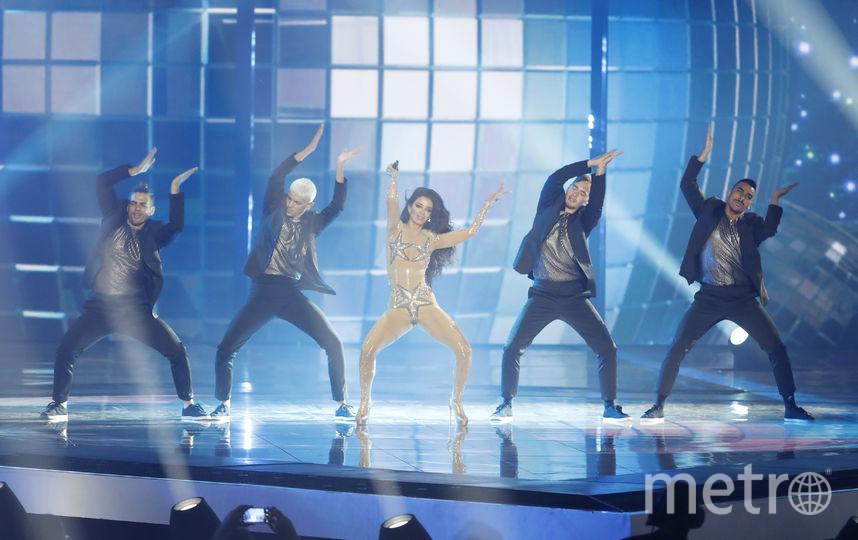 """Элени Фурейра, греческая певица. """"Евровидение - 2019"""". Фото Getty"""