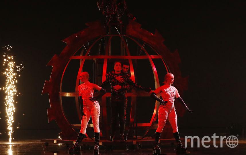 """Группа """"Хатари"""", Исландия. """"Евровидение - 2019"""". Фото Getty"""