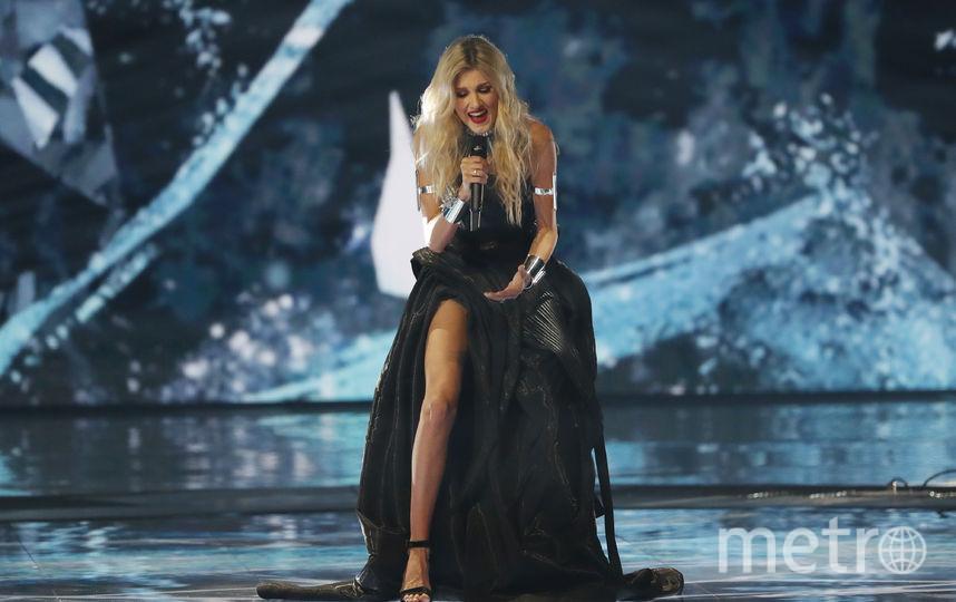 """Невена Божович, сербская певица, """"Евровидение - 2019"""". Фото Getty"""
