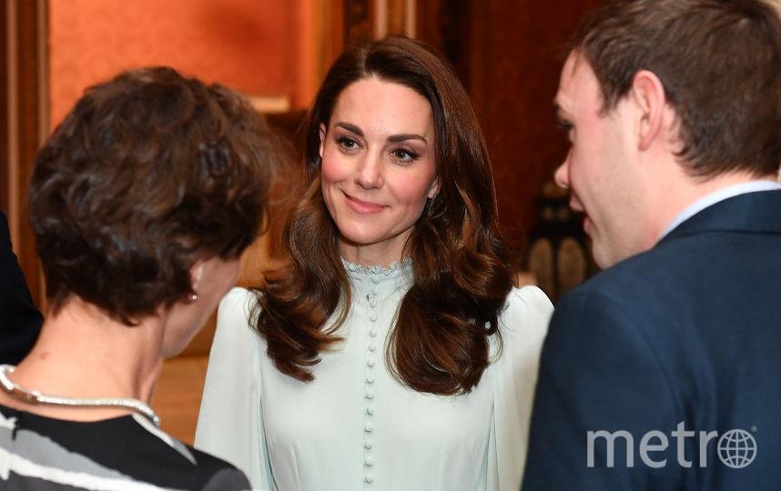 Кейт Миддлтон. Архивное фото. Фото AFP