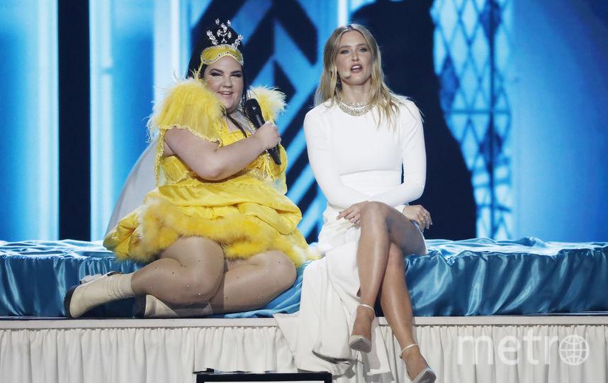 """Нетта Бразилай, """"Евровидение - 2019"""". Фото Getty"""