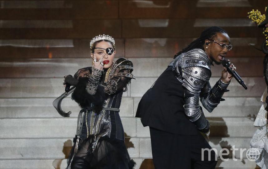 """Мадонна, """"Евровидение - 2019"""". Фото Getty"""