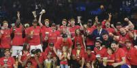 ЦСКА выиграл баскетбольную Евролигу