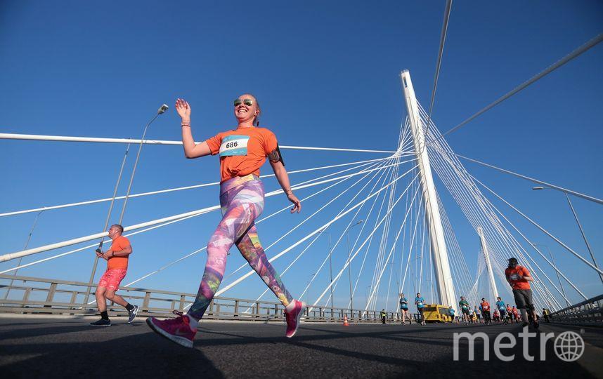 """В этом году бегуны смогут преодолеть дистанцию в 10,5 км или принять участие в полумарафоне на 21,1 км. Фото предоставлено организаторами, """"Metro"""""""