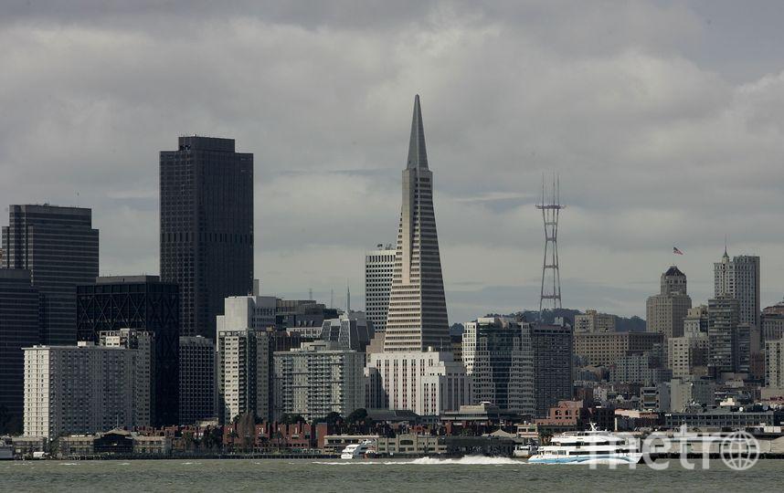 Американский город Сан-Франциско. Фото Getty
