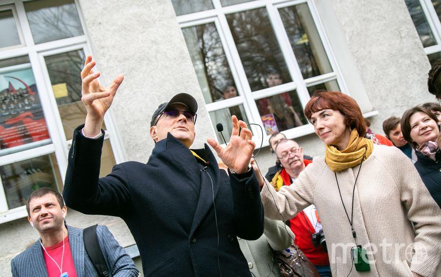 """Егор Бероев стал голосом """"Музея Москвы"""". Фото предоставлены Музеем Москвы."""