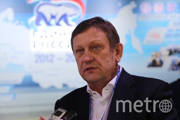 Александр Караськов. Фото novosibirsk.er.ru