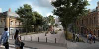 Школьная улица в Таганском районе Москвы станет полностью пешеходной