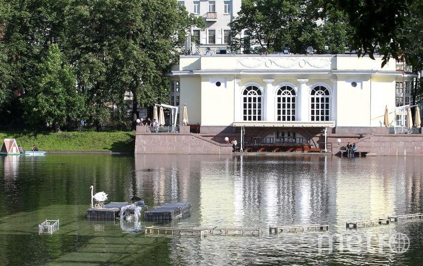 Патриаршие пруды. Фото Василий Кузьмичёнок