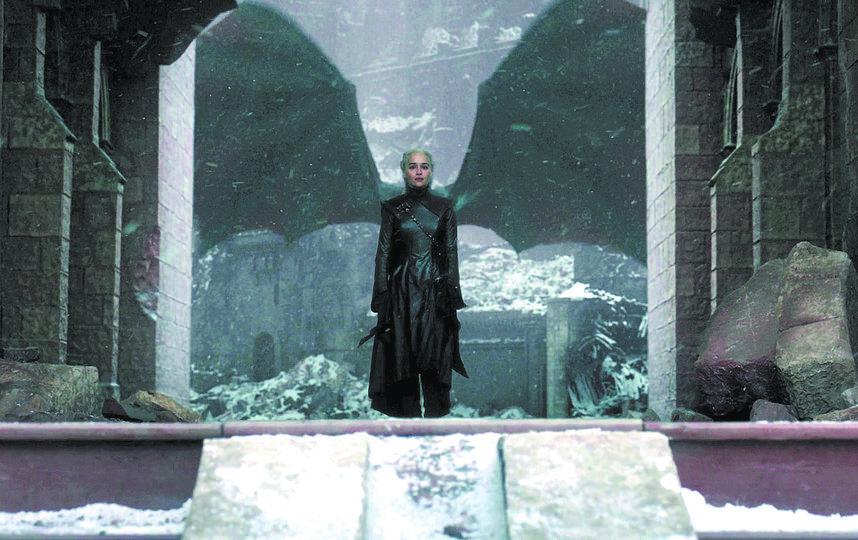 Кадр из финального сезона сериала. Фото HBO
