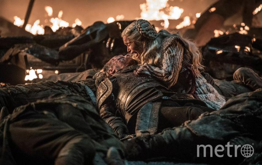 Кадр из финального сезона сериала. Фото HBO, kinopoisk.ru