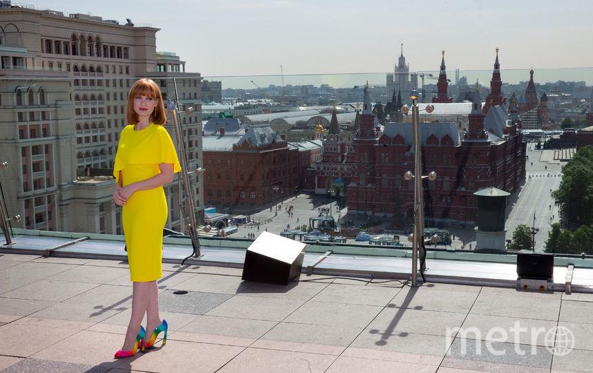 Джессика Честейн. Фото Василий Кузьмичёнок