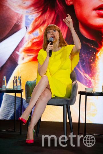 Пресс-конференция в Москве. Фото Василий Кузьмичёнок