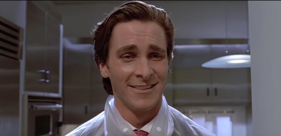 "Кадры фильма ""Американский психопат"". Фото Скриншот Youtube"