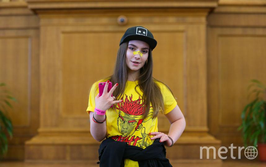 Елизавета Шушарина. 17 лет, школьница. Фото Василий Кузьмичёнок
