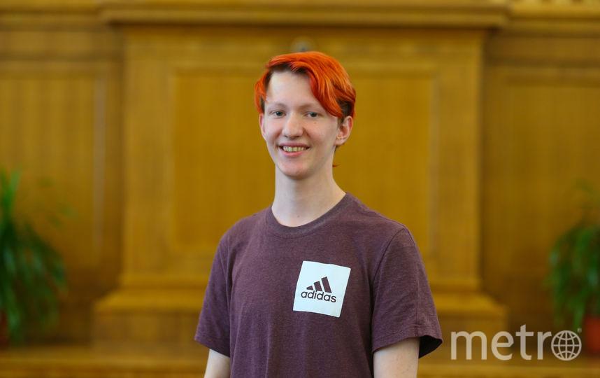Никита Караваев. 18 лет, студент. Фото Василий Кузьмичёнок