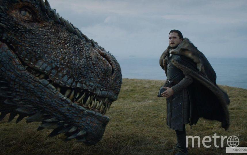 """Кадры из разных сезонов сериала """"Игра престолов"""". Фото HBO, kinopoisk.ru"""