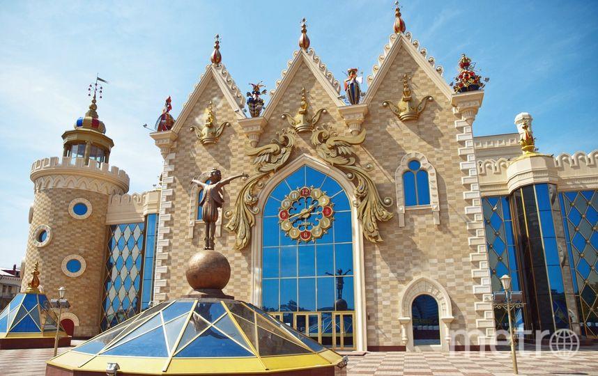 Казанский фестиваль детского творчества «Балачак иле» проводится ежегодно с 2004 года. Фото to-kazan.ru