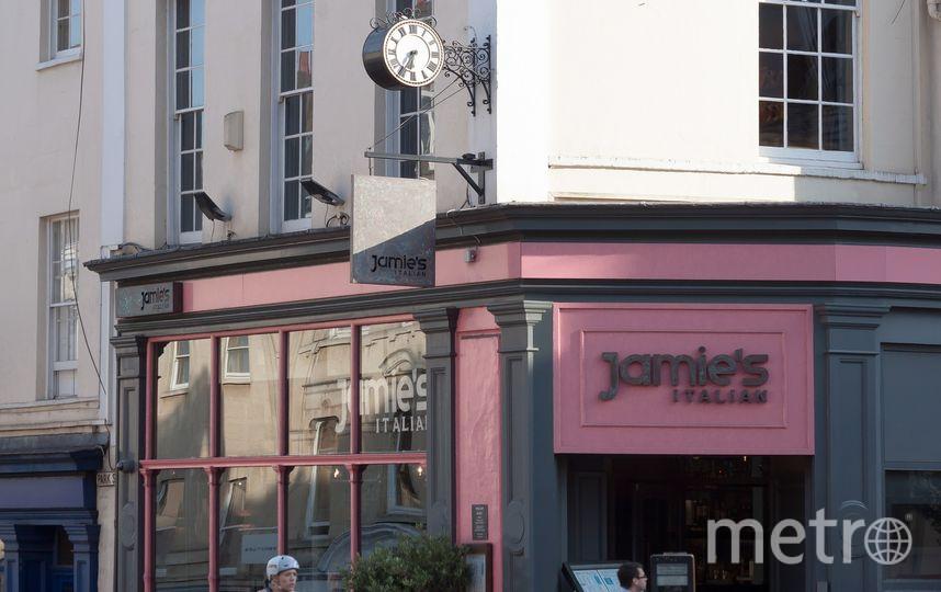 Рестораны Джейми Оливера оказались под угрозой закрытия. Фото pixabay.com