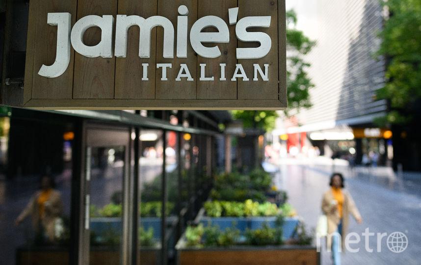 Рестораны Джейми Оливера оказались под угрозой закрытия. Фото Getty