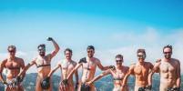Швейцарские биатлонисты сфотографировались голыми на фоне природы