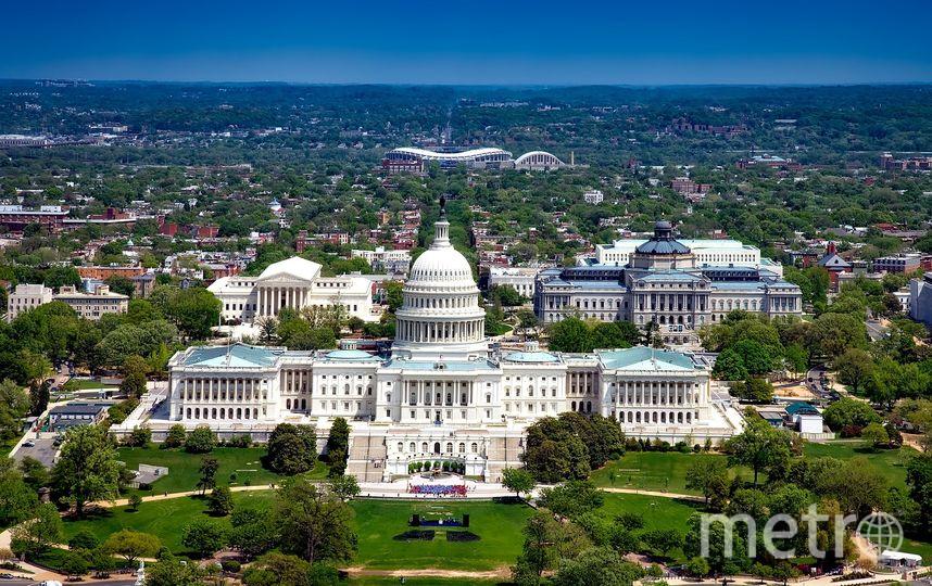 Власти США ввели санкции против трёх российских организаций. Фото pixabay.com