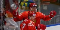 Российские хоккеисты крупно победили шведов и вышли на американцев