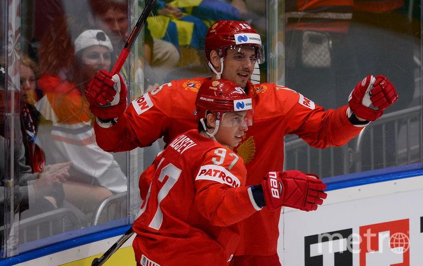 Россияне были лучшими на групповом этапе. Фото AFP