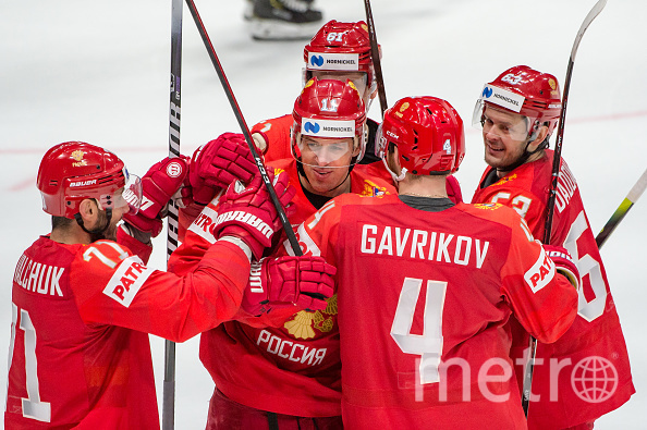 Россияне были лучшими на групповом этапе. Фото Getty