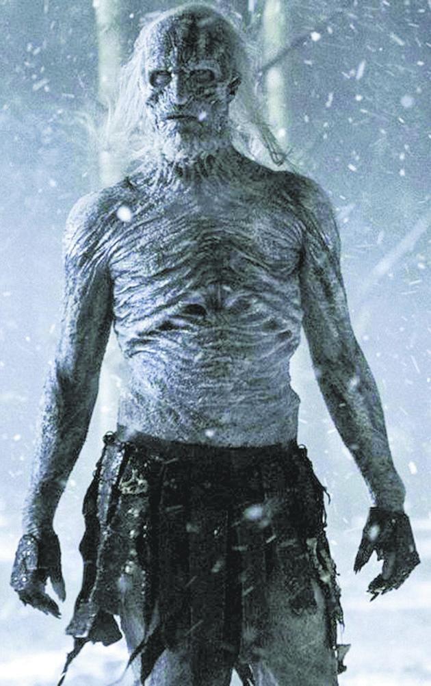Белые ходоки. Фото Кадр из фильма HBO