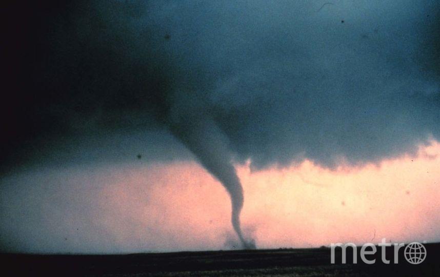 На востоке Польши, недалеко от города Люблин, прошёл сильный смерч. Архивное фото. Фото Getty