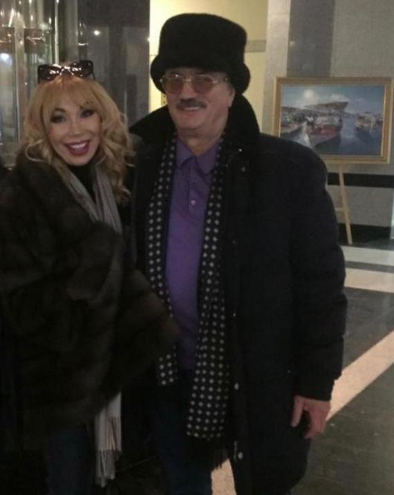 Маша Распутина и Виктор Захаров. Фото Скриншот Instagram: @masharasputina_official