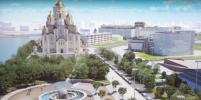 ВЦИОМ: большинство жителей Екатеринбурга против строительства храма на месте сквера