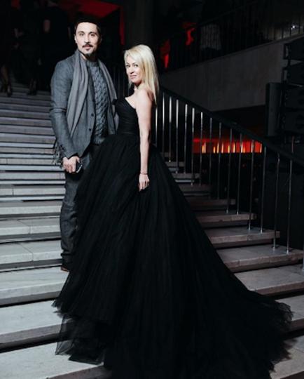 Яна Рудковская и Дима Билан. Фото www.instagram.com/bilanofficial