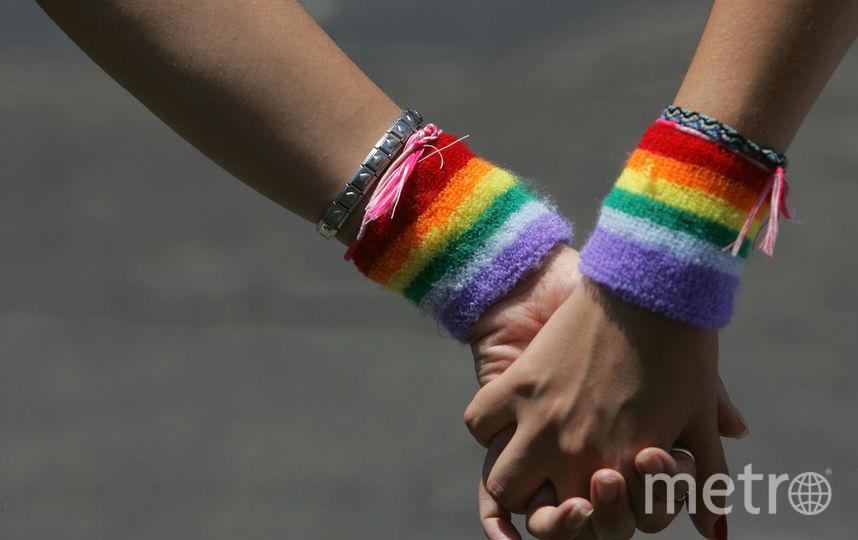 Только 3% опрошенных россиян относятся к сексменьшинствам положительно. Фото Getty
