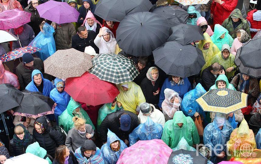 Стихия будет бушевать с 14:00 до 21:00. Фото Василий Кузьмичёнок