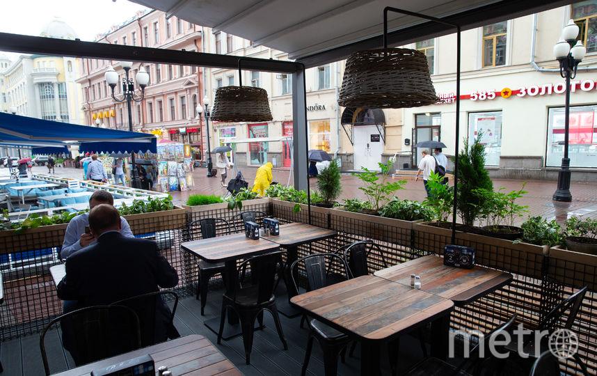 """Ресторан """"Грабли"""". Фото Василий Кузьмичёнок"""