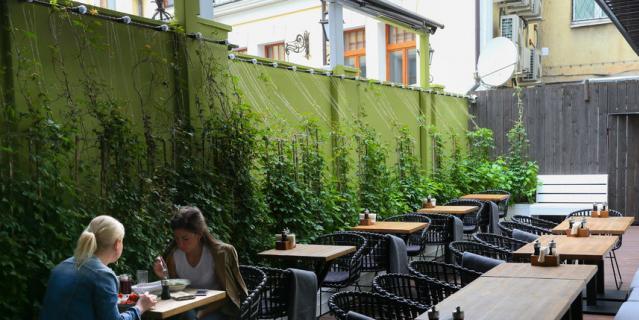 Ресторан Brasserie Lambic.
