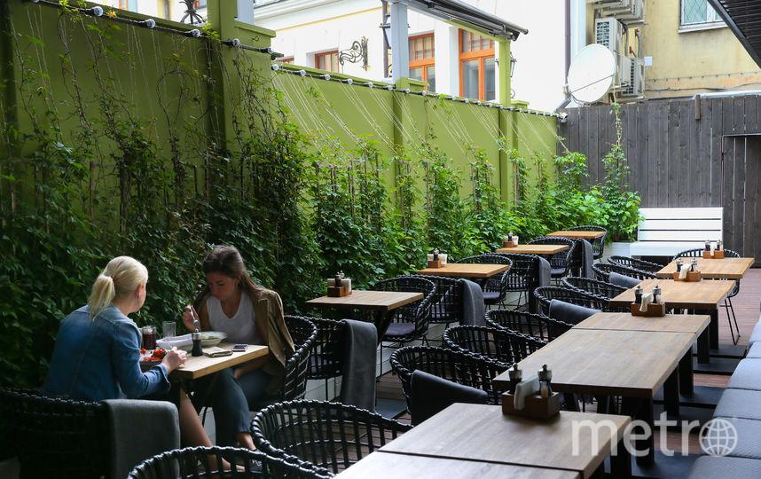 Ресторан Brasserie Lambic. Фото Василий Кузьмичёнок