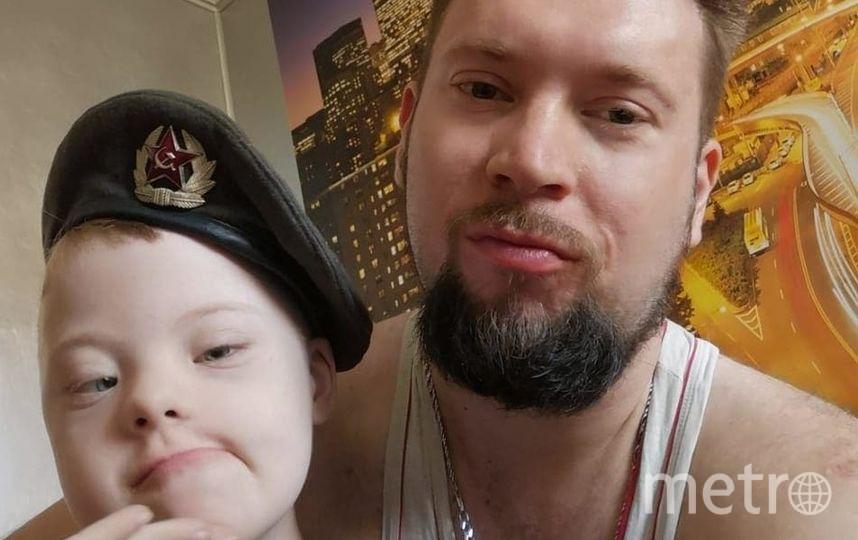 Семья. Фото из личного архива Анастасии Накашидзе