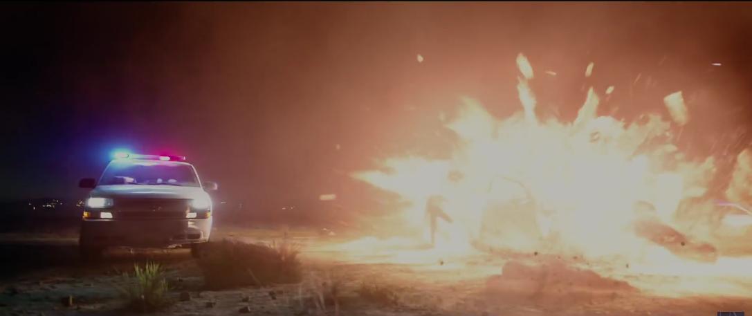 """Кадр из трейлера фильма """"Терминатор: Тёмные судьбы"""". Фото скриншот: youtube.com/watch?v=DdRiqoT1PL8&t=3s"""