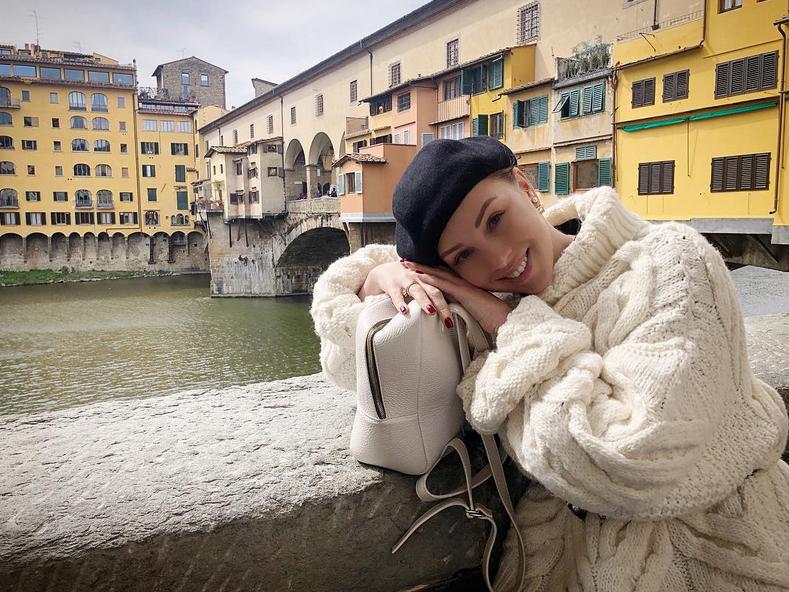 Полина Диброва. Фото Скриншот Instagram: @polinadibrova
