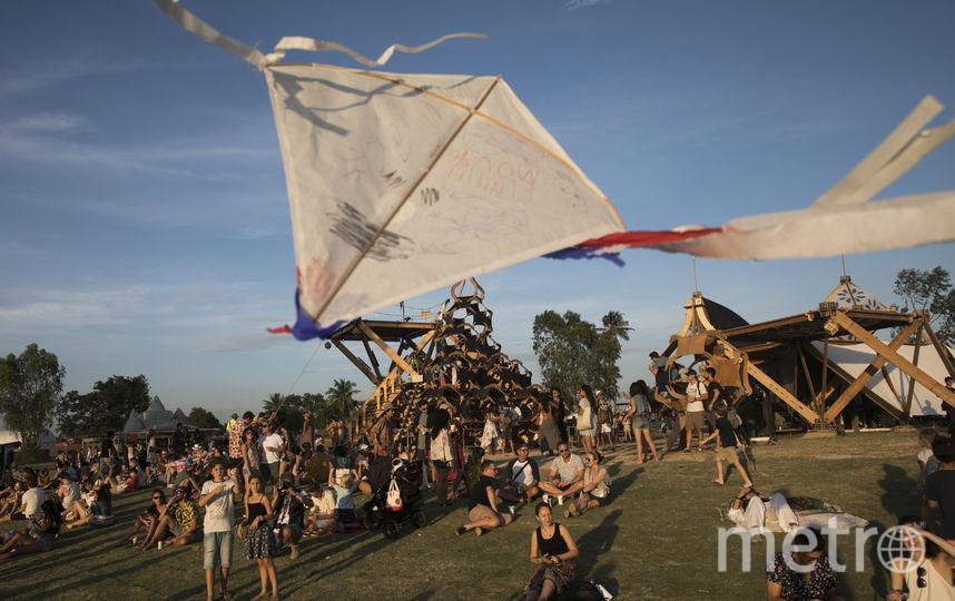"""Фестиваль """"Пёстрое небо"""" пройдёт в парке """"Царицыно"""". Фото Getty"""