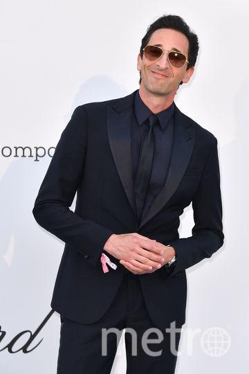 Актер Эдриен Броуди. Фото AFP
