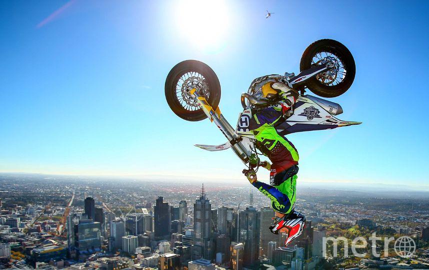 Открыт приём заявок на крупнейший в мире конкурс приключенческих и спортивных фотографий. Фото Getty