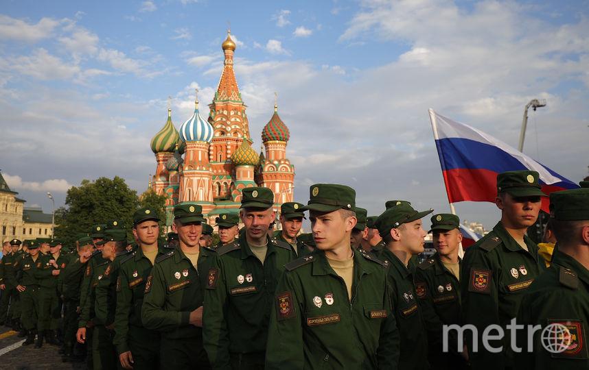 В российской армии появилась должность главного сержанта. Фото Getty