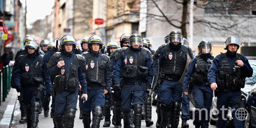В центре Лиона во Франции прогремел взрыв