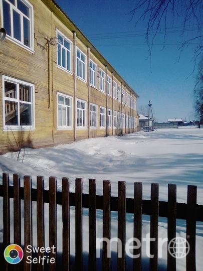 Школа в Ершово. Фото предоставила Татьяна Апаликова
