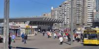 Станция петербургского метро