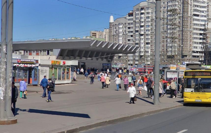 """""""Пионерская"""". Фото Яндекс.Панорамя"""